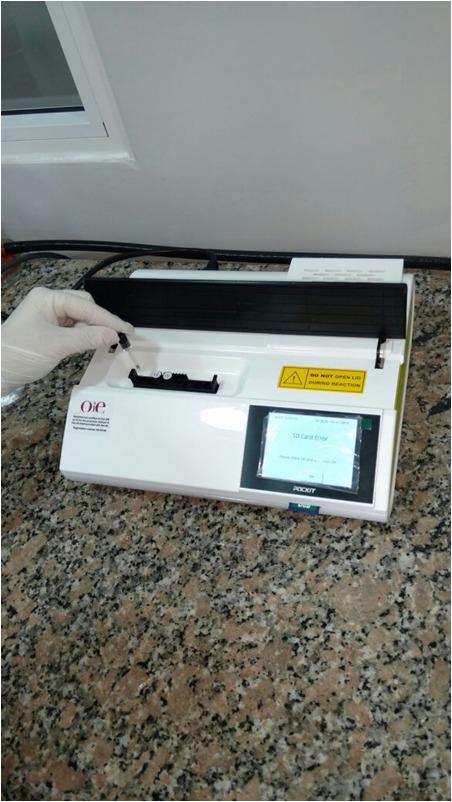 PCR foto 1